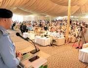 اسلام آباد، آئی جی اسلام آباد عامر ذوالفقار شفاء انٹرنیشنل ہسپتال ..