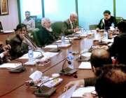 اسلام آباد: وفاقی وزیر / چیئرمین نجکاری ، محمد میاں سومرو مخصوص پبلک ..