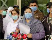 لاہور، صوبائی وزیر صحت ڈاکٹر یاسمین راشد راولپنڈی انسٹی ٹیوٹ آف یورالوجی ..