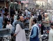 راولپنڈی، تھانہ گنجمنڈی کی حدود ڈنگی کھوئی چوک کے قریب مرغوں کی لڑائی ..