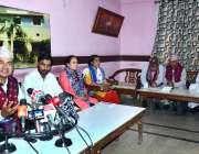 حیدرآباد: جگت بہادر باسنت ، گیتا پنڈت ، بھاوانی گھمیر پر مشتمل نیپالی ..