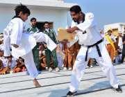حیدرآباد: رائل کیمبرج اسکول کے سالانہ اسپورٹس ڈے کے دوران مختلف کھیلوں ..