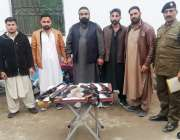 راولپنڈی: پولیس کی ٹیرر گینگز کیخلاف اہم کاروائی میں 786سرکار گینگ کے ..