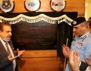اسلام آباد: آئی جی اسلام آ باد محمد عامرذوالفقار خان تاجروں کی سہولت ..