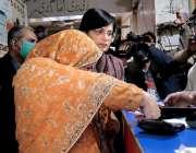 اسلام آباد: ڈاکٹر ثانیہ نشتر ، وزیر اعظم کی معاون خصوصی برائے معاشرتی ..