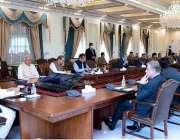 اسلام آباد: وزیر اعظم عمران خان جمعرات کو COVID-19 کے لئے قومی رابطہ کمیٹی ..
