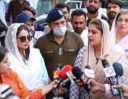 لاہور : چیئر پرسن چائلڈ پروٹیکشن بیوروساره احمد پنجاب بھر میں پیشہ ..
