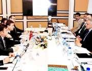 اسلام آباد: پاکستان اور ترکی کی تجارت اور سرمایہ کاری سے متعلق مشترکہ ..