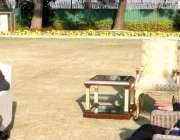 اسلام آباد، وزیراعظم عمران خان سے سپیکر خیبرپختونخوا اسمبلی مشتاق ..
