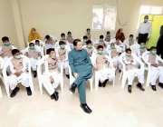تربت، وزیراعظم عمران خان تربت میں دارالحساس سینٹر کے افتتاح کے بعد ..