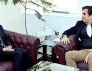اسلام آباد: عوامی جمہوریہ چین کے سفیر یاؤ جینگ نے وفاقی وزیر برائے قومی ..