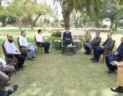 کراچی، گورنر سندھ عمران اسماعیل سے آل پاکستان ریسٹورنٹس ایسوسی ایشن ..