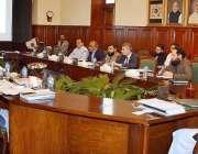 پشاور: گورنر خیبر پختونخوا شاہ فرمان گورنر ہاؤس میں آئی ایم سائنسز ..