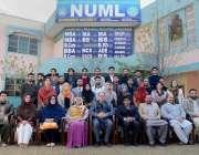 پشاور: نیشنل یونیورسٹی آف ماڈرن لینگویج ریجنل ڈائریکٹر برگیڈ۔ نصیرالدین ..