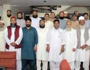 لاہور: جمعیت اساتذہ پاکستان (پنجاب) کی میزبانی میں اساتذہ تنظیموں کی ..