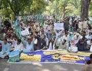 لاہور: لاہور سیالکوٹ موٹر وے پر زیادتی کے واقعے کے خلاف جماعت اسلامی ..
