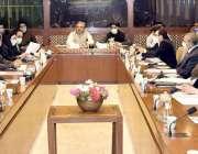 اسلام آباد، سینیٹر ہدایت اللہ سینیت کی قائمہ کمیٹی برائے مواصلات کے ..