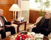 اسلام آباد، سپیکر قومی اسمبلی اسد قیصر سے پاکستان میں تعینات اردن کے ..
