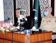 اسلام آباد، وزیر خارجہ شاہ محمود قریشی ڈی جی آئی ایس پی آر میجر جنرل ..