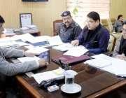 لاہور: آئی جی جیل خانہ جات پنجاب مرزا شاہد سلیم بیگ، ڈی آئی جی جیل سرگودھا،ریجن ..