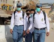 کراچی، کورونا کی دوسری لہر کے خدشات کے باعث طلبہ ایس پی پیز پر عملدرآمد ..