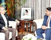 اسلام آباد: صدر ڈاکٹر عارف علوی چیئرمین پاکستان ٹیلی مواصلات اتھارٹی ..