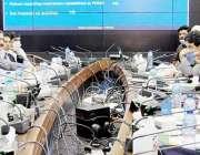 لاہور، صوبائی وزیر مخدوم ہاشم جواں بخت پنجاب میں سموگ پر کنٹرول کیلئے ..