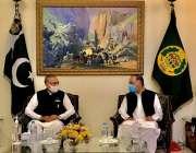 کوئٹہ، صدر مملکت ڈاکٹر عارف علوی سے گورنر بلوچستان جسٹس (ر) امان اللہ ..