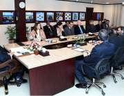 اسلام آباد: صدر بنی المال سے متعلق پریزیٹیشن کی صدارت صدر ڈاکٹر عارف ..
