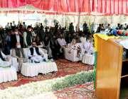 گورنر بلوچستان امان الله خان یسین زئی یوم استحصال کشمیر کے حوالے سے ..