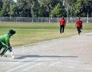 بہاولپور، بلائنڈ کرکٹ سپر لیگ ٹورنامنٹ میں اسلام آباد اور کے پی کے ..