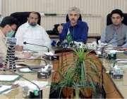لاہور: وزیراعلی سردار عثمان بزدار کی ہدایت پر صوبائی وزیر صنعت و تجارت ..