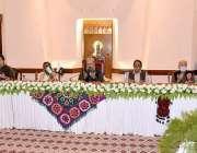 بی اے پی کے صدر وزیراعلی بلوچستان جام کمال خان کی زیرصدارت منعقدہ پارٹی ..