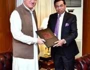 اسلام آباد: پاکستان میں عالمی ادارہ صحت کے نمائندے ، ڈاکٹر پالیتھا ..