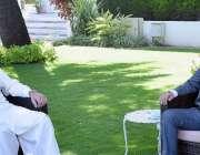 اسلام آباد: کرونہ فلانٹروپی ڈرائیو سے متعلق وزیر اعظم کے فوکل پرسن ..