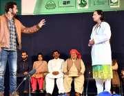راولپنڈی: دختران پاکستان کی سماجی و اقتصادی استحکام کے عنوان سے منعقدہ ..