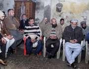 لاہور: آل پاکستان گڈز ٹرانسپورٹ اونرز ایسوسی ایشن کے جنرل سیکرٹری محمد ..