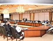 اسلام آباد: وزیراعظم عمران خان خصوصی اقتصادی زونز کے قیام کے لئے بورڈ ..