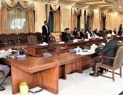 اسلام آباد، وزیراعظم عمران خان کو کورونا وائرس کی تازہ ترین صورتحال ..