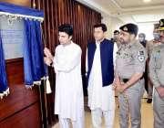 اسلام آباد: وفاقی وزیر مواصلات ، مراد سعید نئے قائم شدہ 130 ہیلپ لائن ..