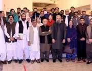 بی اے پی کے صدر وزیراعلی بلوچستان جام کمال خان کا پارٹی کی ایگزیکٹو ..