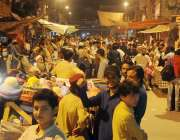 راولپنڈی: انتظامیہ کی آنکھوں سے اوجھل سٹی سرکل کی حدود باڑہ بازار میں ..