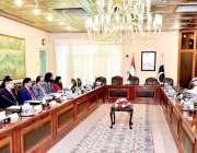 اسلام آباد: وزارت امور خارجہ میں پاک متحدہ عرب امارات دوطرفہ سیاسی ..