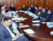 اسلام آباد: وفاقی وزیر برائے قومی فوڈ سیکیورٹی اینڈ ریسرچ مخدوم خسرو ..