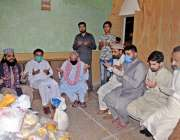 راولپنڈی۔ سابق چیئرمین یوسی 43 حابی مودا کبیر خان کی طرف سے ڈپٹی سیکرٹری ..