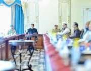اسلام آباد: وزیراعظم عمران خان سے ممتاز علماء کرام کا وفد ملاقات کر ..