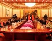 بیجنگ: صدرمملکت ڈاکٹر عارف علوی اپنے چینی ہم منصب صدر شی جن پنگ سے ملاقات ..