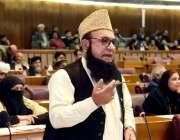 اسلام آباد: رکن قومی اسمبلی مولانا عبدالاکبر چترالی قومی اسمبلی کے ..