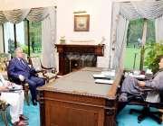 اسلام آباد: ایم این اے مسٹر غوث بخش خان مہر نے وزیراعظم عمران خان سے ..