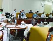 پشاور ، خیبر پختونخوا کے وزیر زراعت محب الله خان ٹڈی دل کے حوالے سے ..